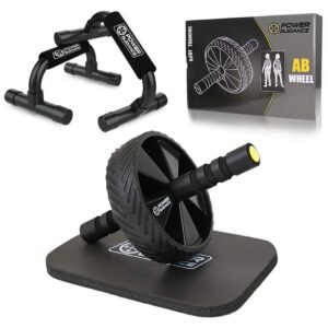 Power Guidance Ab Wheel Roller